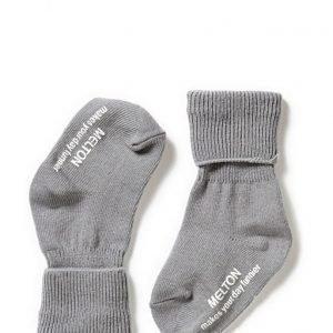 Melton Baby Sock Turn-Up