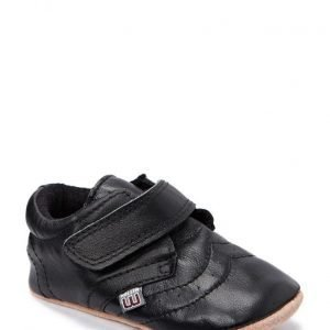 Melton Basic Leather Shoe W/Velcro