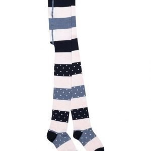 Melton Bold Stripes & Dots Sukkahousut