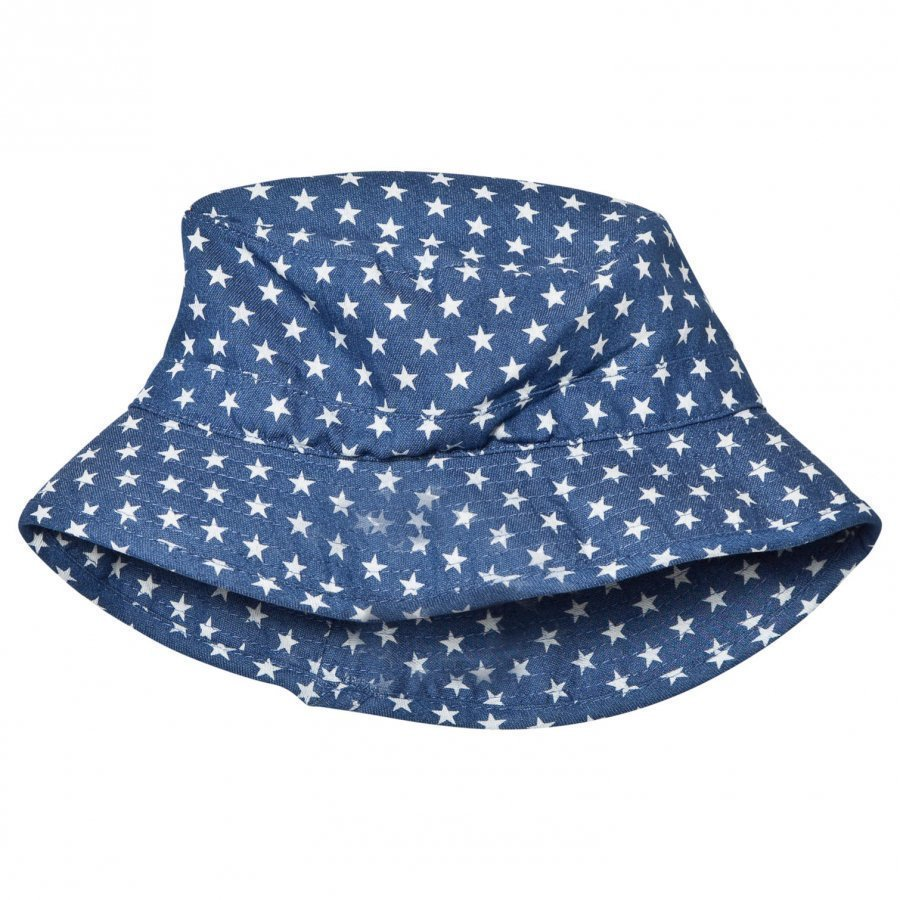 Melton Bucket Hat Blue Aurinkohattu