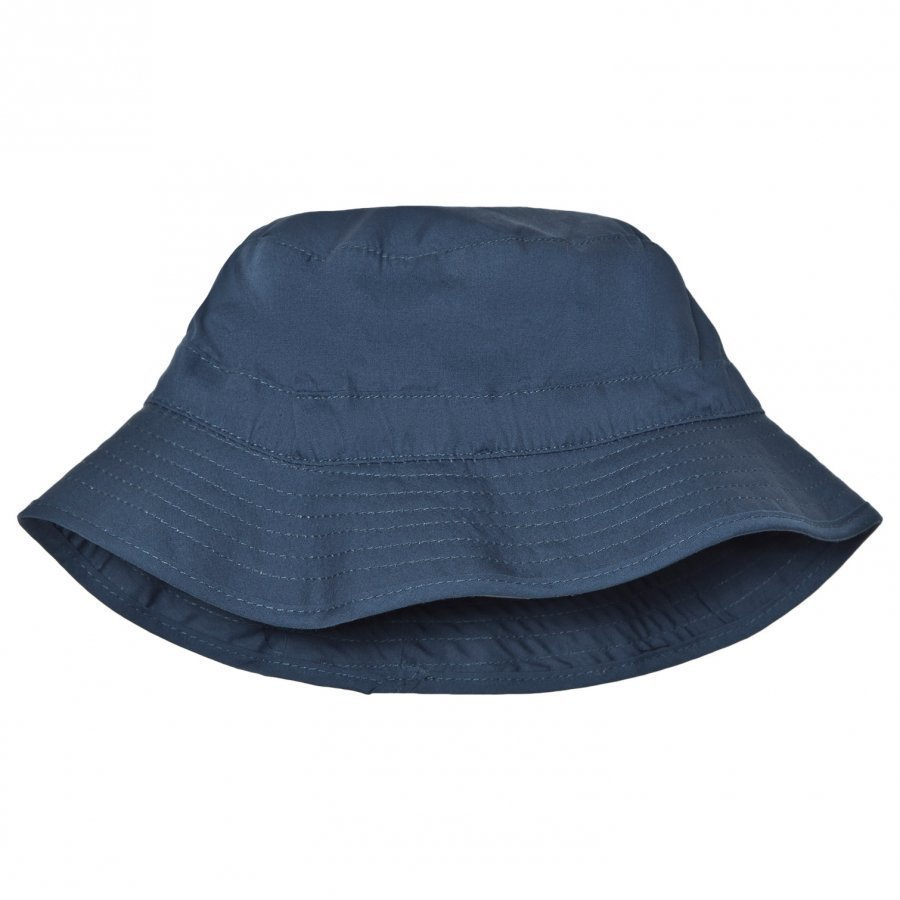 Melton Bucket Hat Solid Marine Aurinkohattu