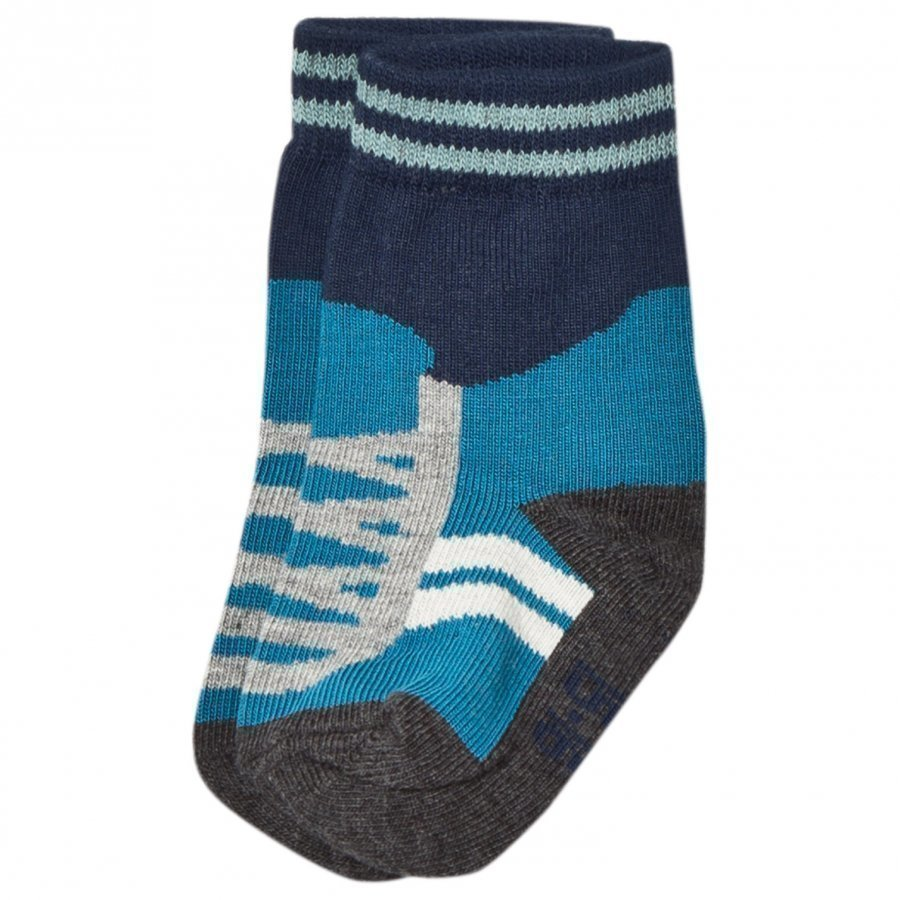 Melton Football Shoe Baby Socks Sukat