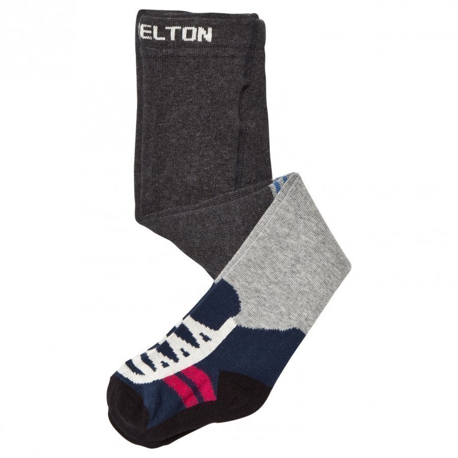 Melton Football Shoe Baby Tights Sukkahousut