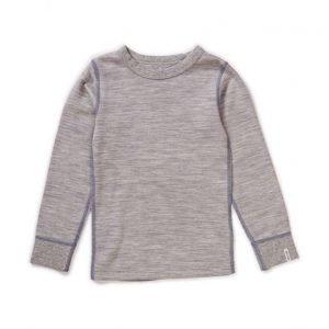 Melton Numbers 1pck Ls Wool Shirt