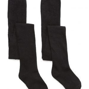 Melton Numbers 2-Pack Tights Solid