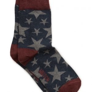 Melton Sock Random Stars