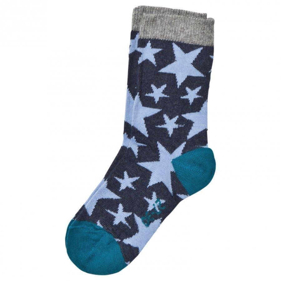 Melton Star Socks Tahiti Sukat