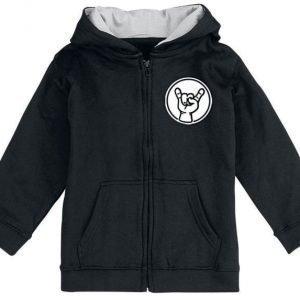 Metal-Kids Full Metal Jacket Lasten Vetoketjuhuppari