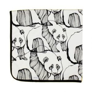 Metsola Panda Art Peitto 90 x 90 cm