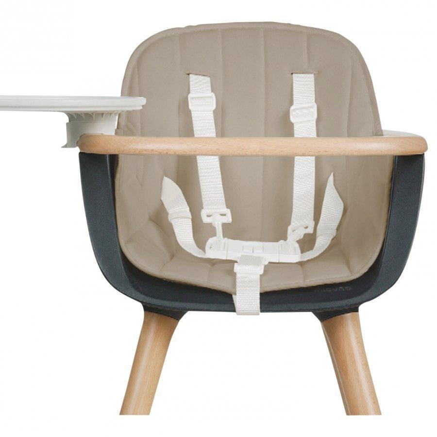 Micuna Ovo Highchair Textile Beige Syöttötuolin Istuintyyny