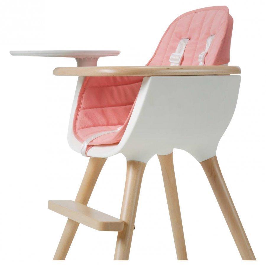 Micuna Ovo Highchair Textile Pink Syöttötuolin Istuintyyny