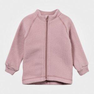 Mikk-Line Junior Wool Jacket Wild Rose Talvitakki