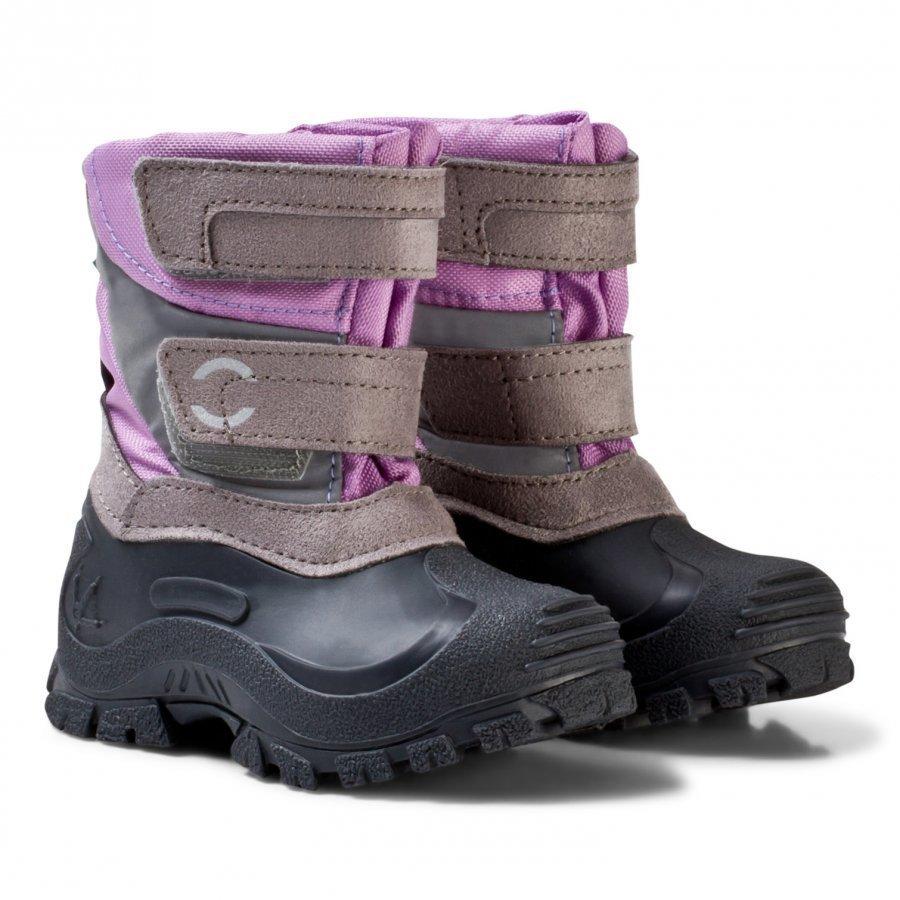 Mikk-Line Winter Boots Violet Kumisaappaat