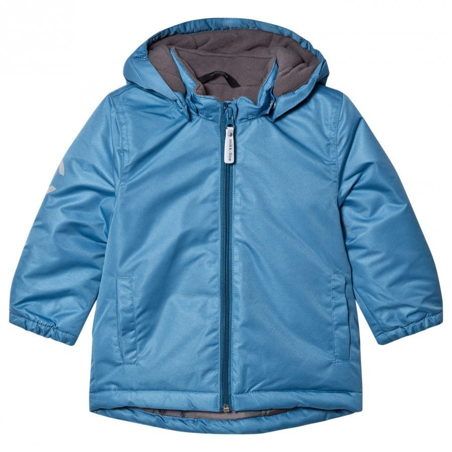 Mikk-Line Winter Jacket Hawaiian Blue Talvitakki