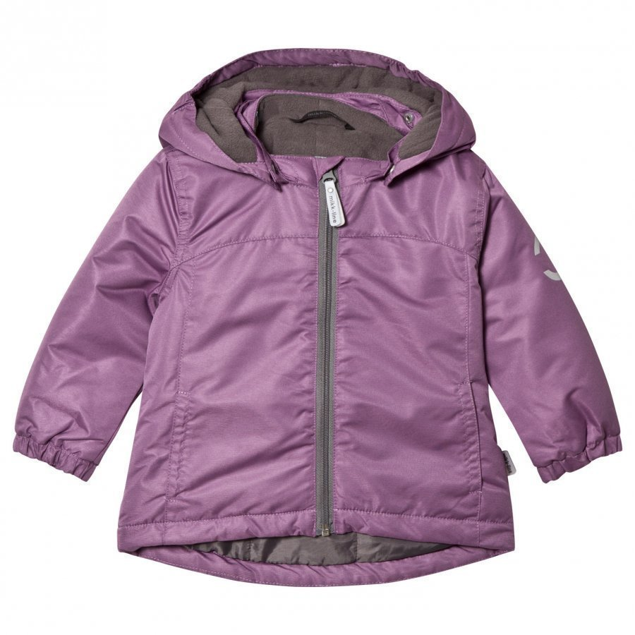 Mikk-Line Winter Jacket Very Grape Talvitakki