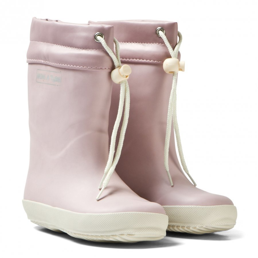 Mini A Ture Aggie Wellies Violet Ice Kumisaappaat