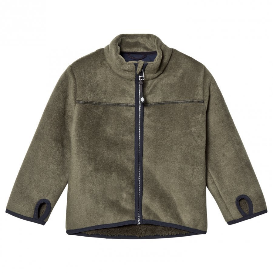 Mini A Ture Alister Fleece Jacket Grape Leaf Fleece Takki