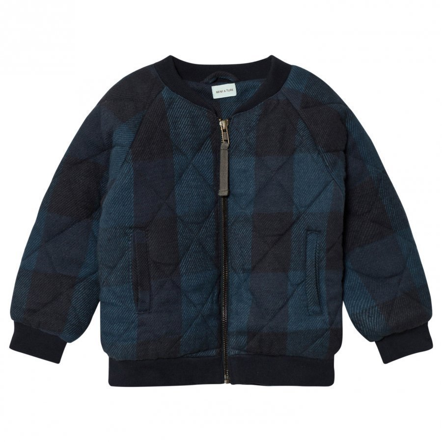 Mini A Ture Astor Jacket Mood Indigo Bomber Takki