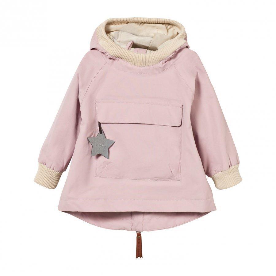 Mini A Ture Baby Vito Jacket Violet Ice Kuoritakki