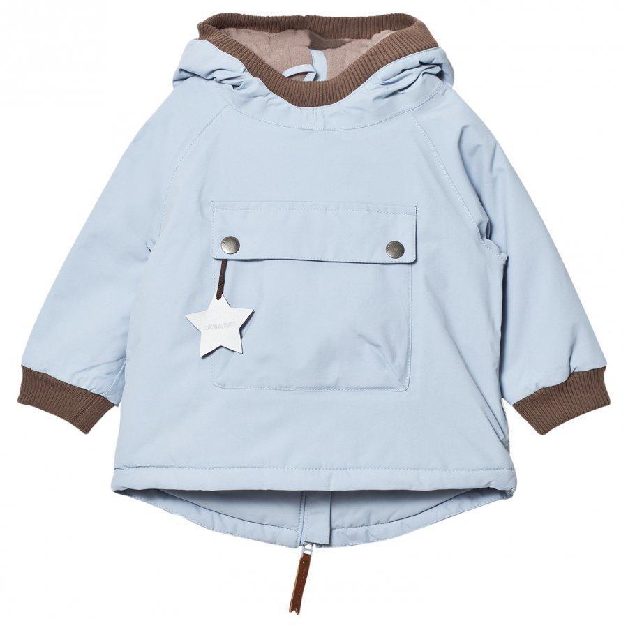 Mini A Ture Baby Wen B Jacket Blue Fog Toppatakki