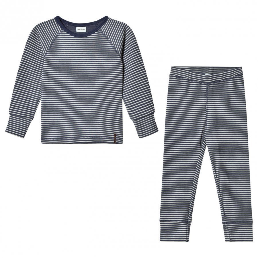 Mini A Ture Bela Playwear Blue Nights Kerraston Setti