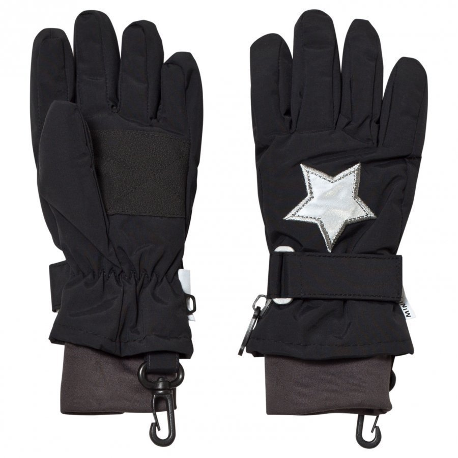Mini A Ture Celio K Gloves Black Hanskat