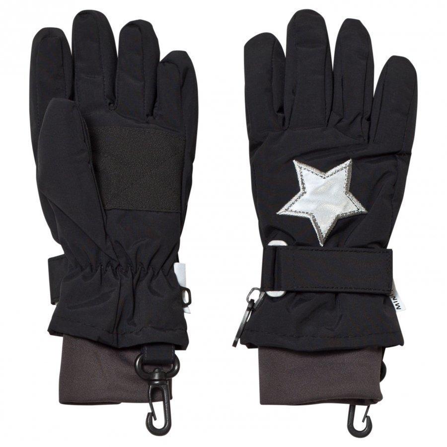 Mini A Ture Celio K Gloves Black Hanskat