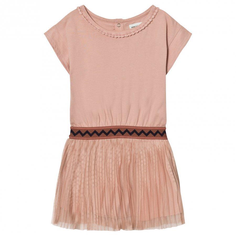 Mini A Ture Charmine Dress Rose Dust Mekko