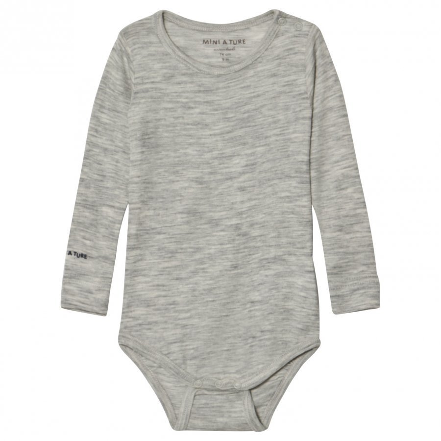 Mini A Ture Ellis Baby Body Light Grey Body