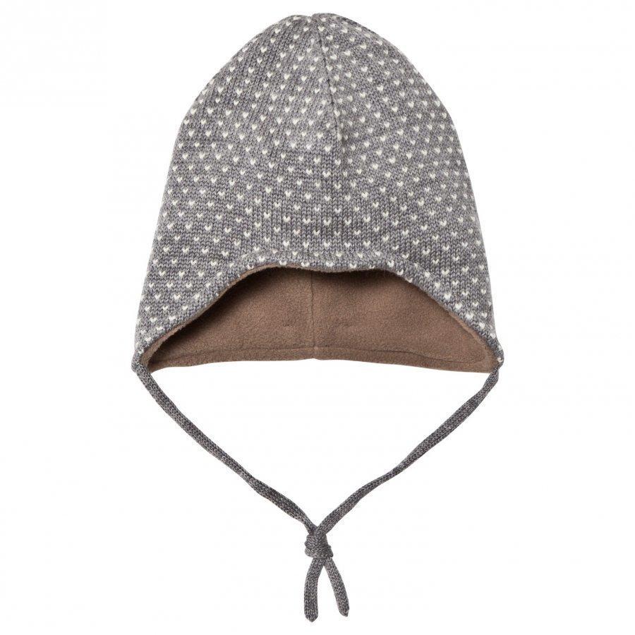 Mini A Ture Gisli Hat Grey Pipo