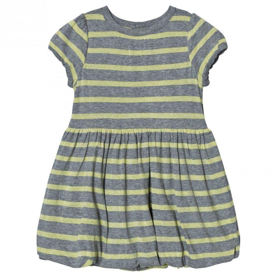 Mini A Ture Grey Yellow Dress Mekko