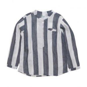 Mini A Ture Lai Bk Shirt Ls