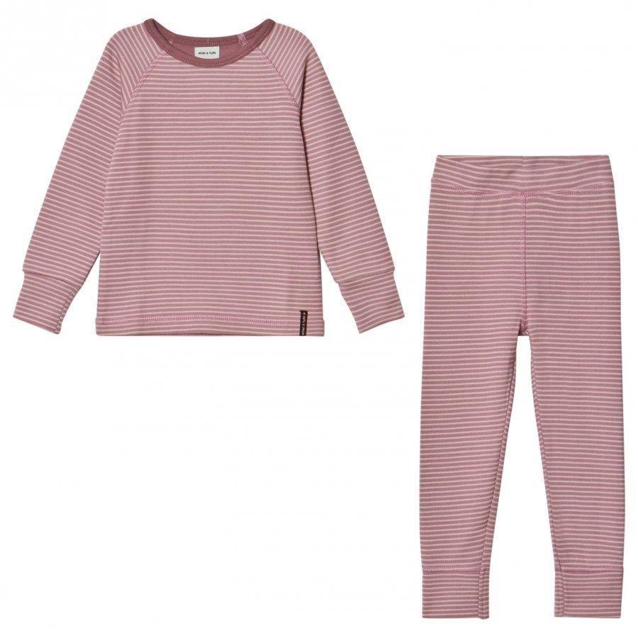 Mini A Ture Merino Wool Bela K Pajamas Nostalgia Rose Kerraston Setti
