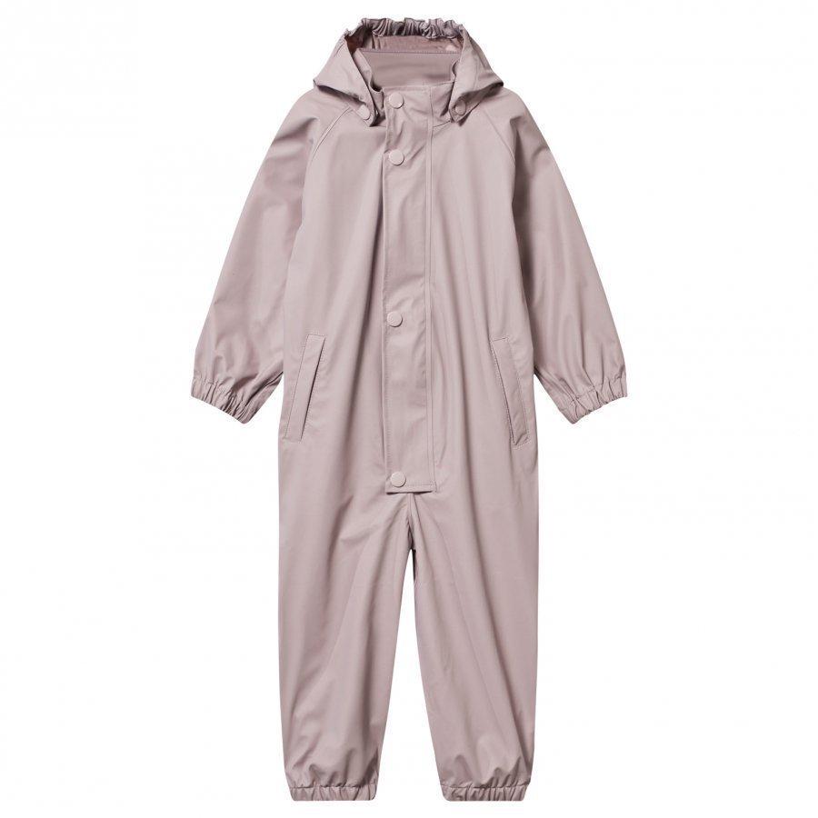 Mini A Ture Reinis Rain Suit Violet Ice Sadehaalari