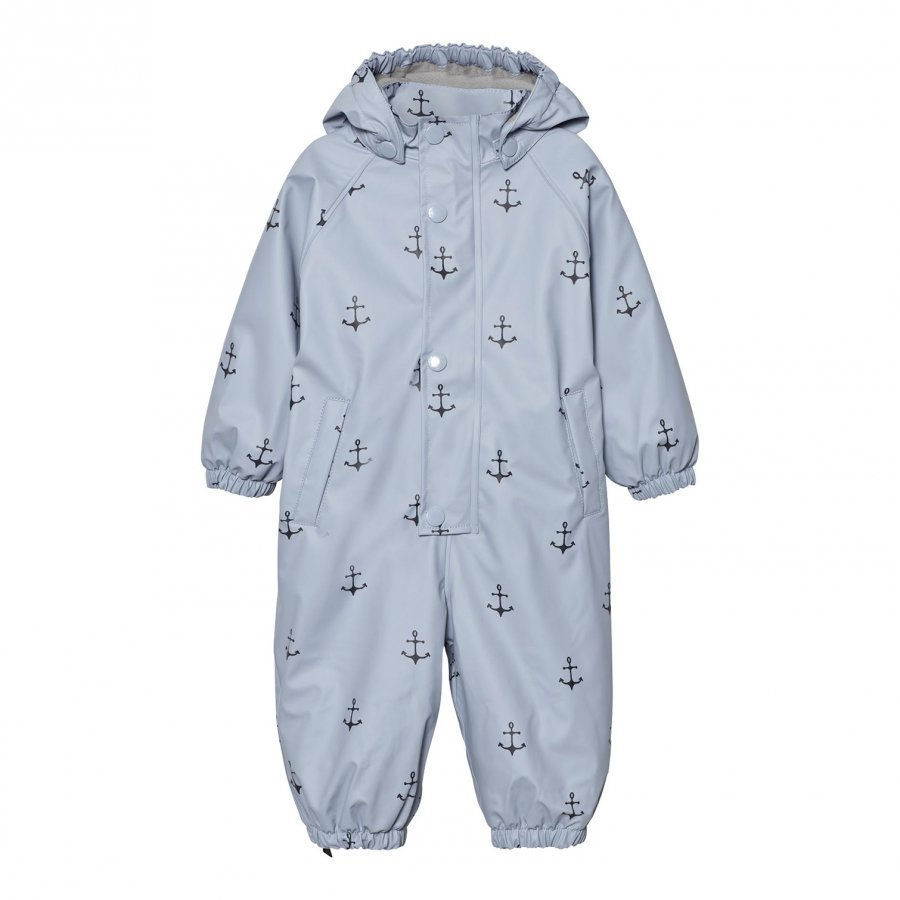 Mini A Ture Reinis Rainsuit Ashley Blue Sadehaalari