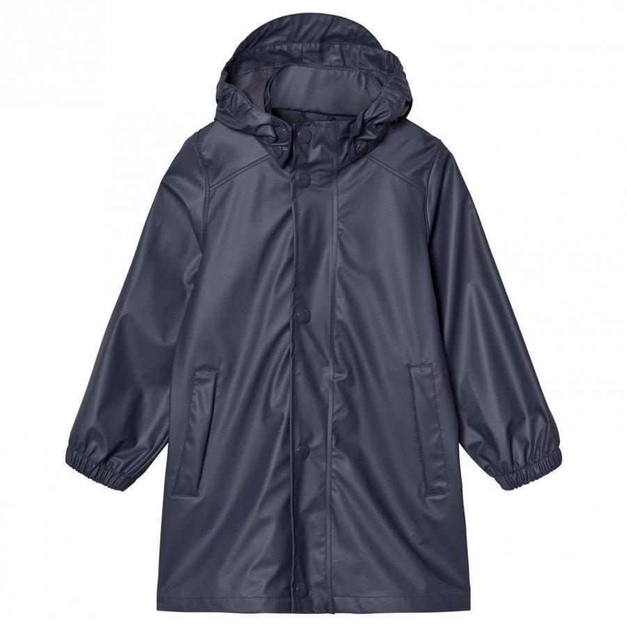 Mini A Ture Riley Rain Coat Ombre Blue Sadetakki