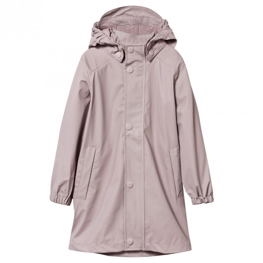 Mini A Ture Riley Rain Coat Violet Ice Sadetakki