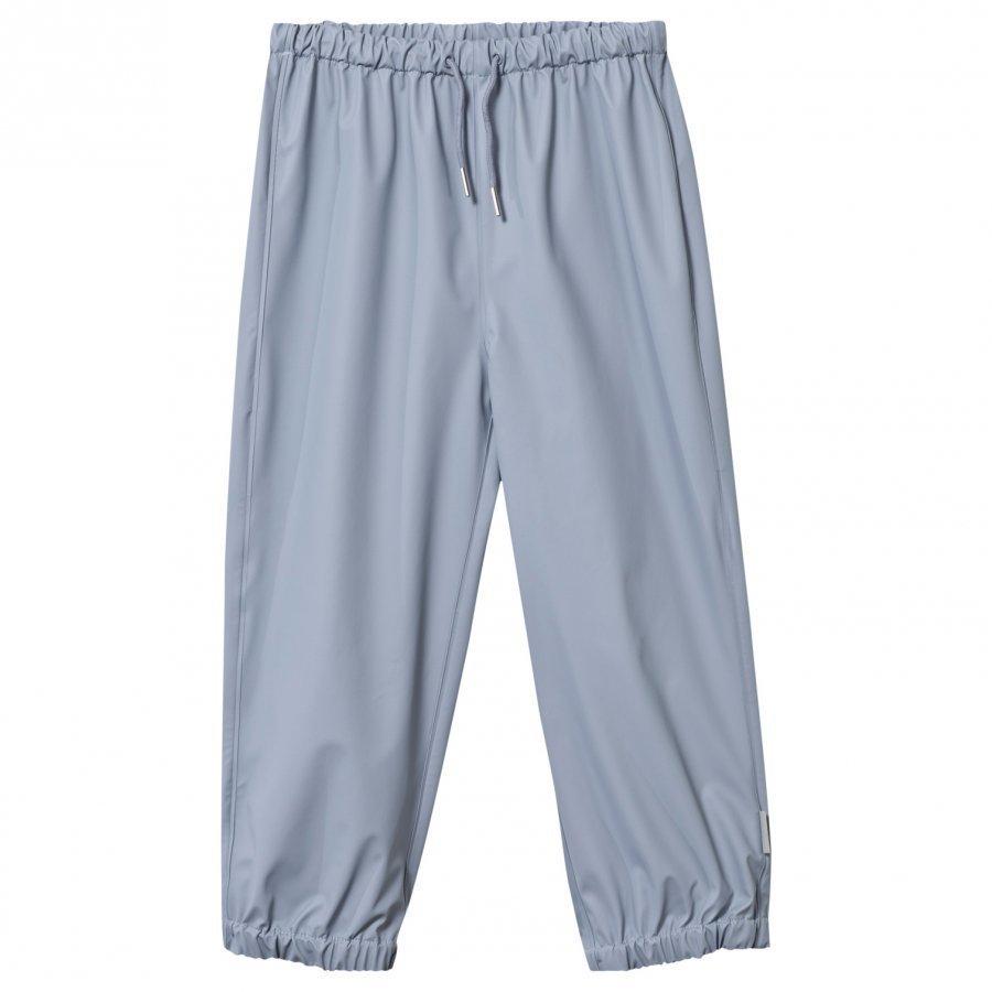 Mini A Ture Robin Rain Pants Cameo Blue Sadehousut