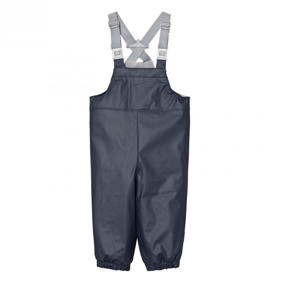 Mini A Ture Rubi Lined Rain Pants Ombre Blue Sadesetti