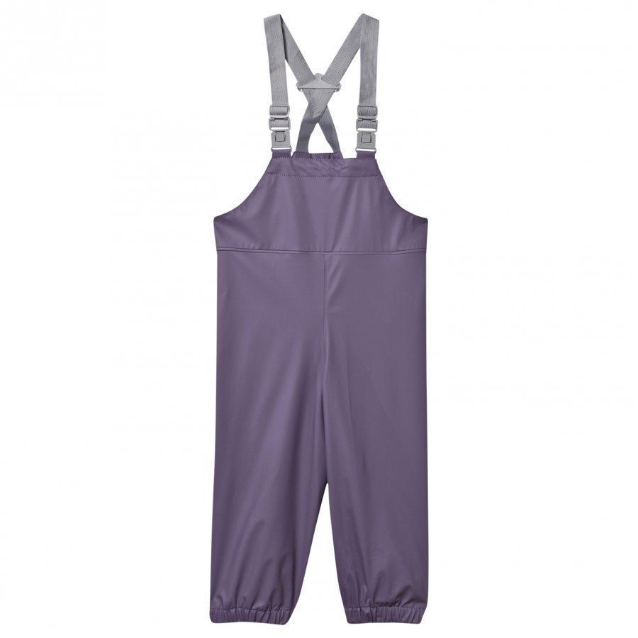 Mini A Ture Rubi Rain Pants Purple Heart Sadehousut