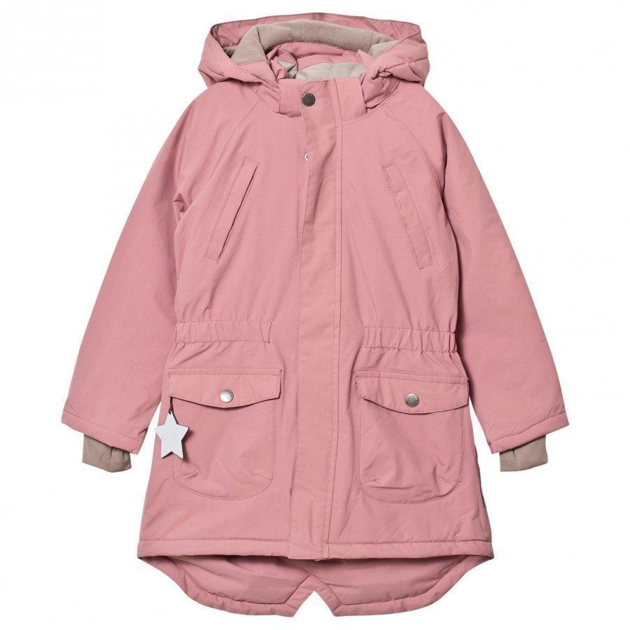 Mini A Ture Vibse K Jacket Nostalgia Rose Talvitakki