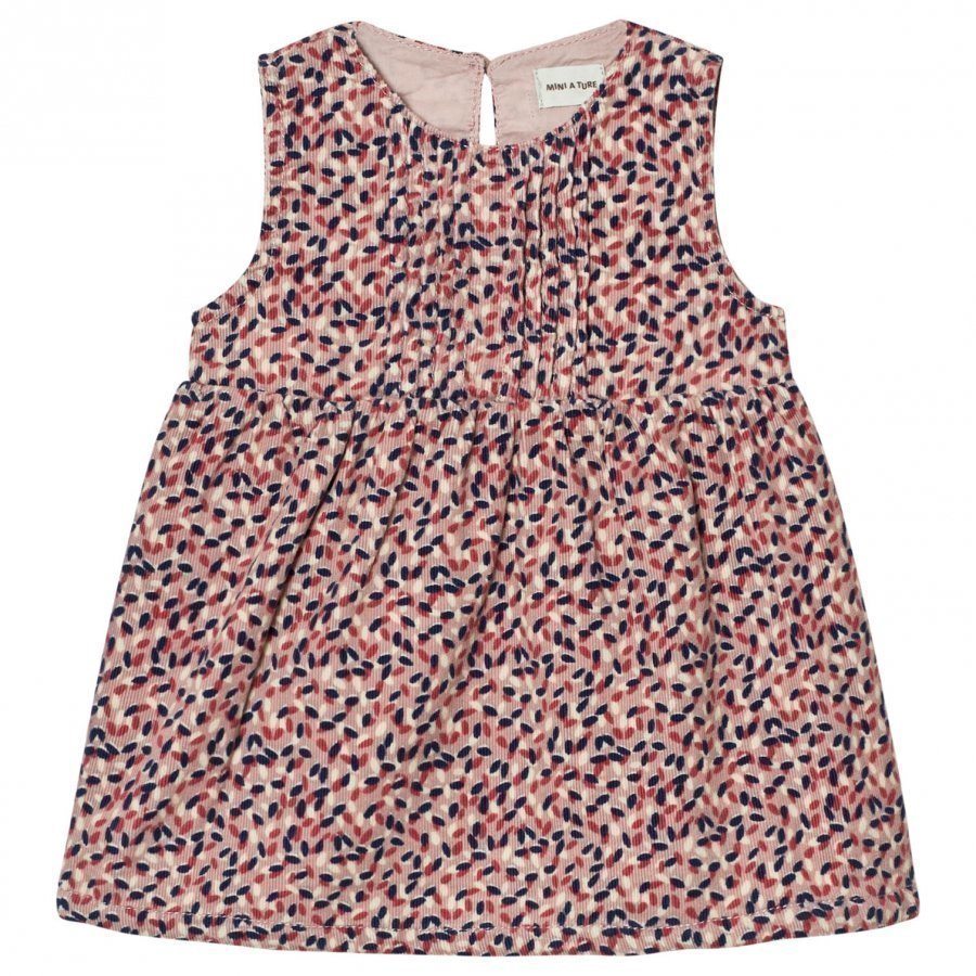 Mini A Ture Victorina Dress Withered Rose Mekko