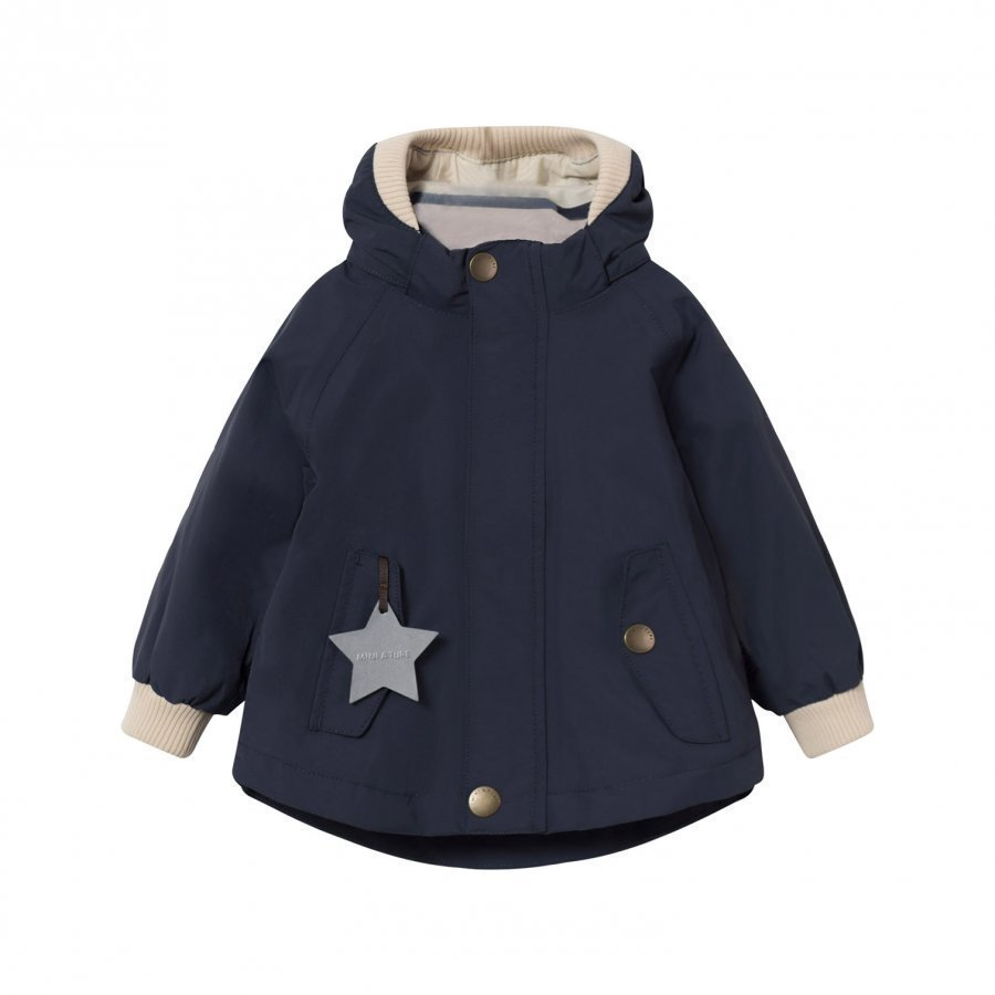 Mini A Ture Wally M Jacket Blue Nights Kuoritakki