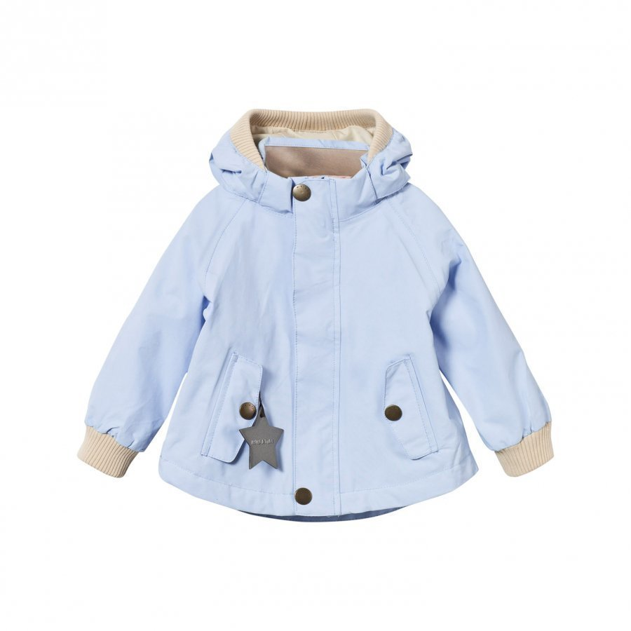 Mini A Ture Wally M Jacket Cerulean Blue Kuoritakki