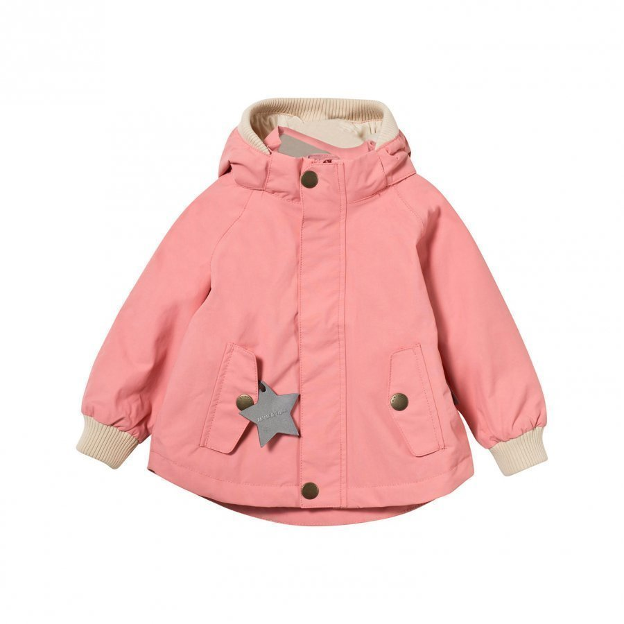 Mini A Ture Wally M Jacket Strawberry Ice Kuoritakki