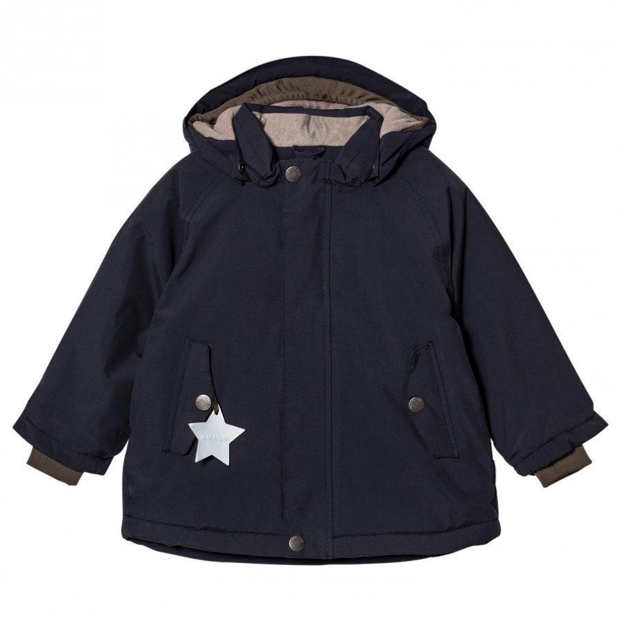 Mini A Ture Wally Mk Jacket Blue Nights Talvitakki