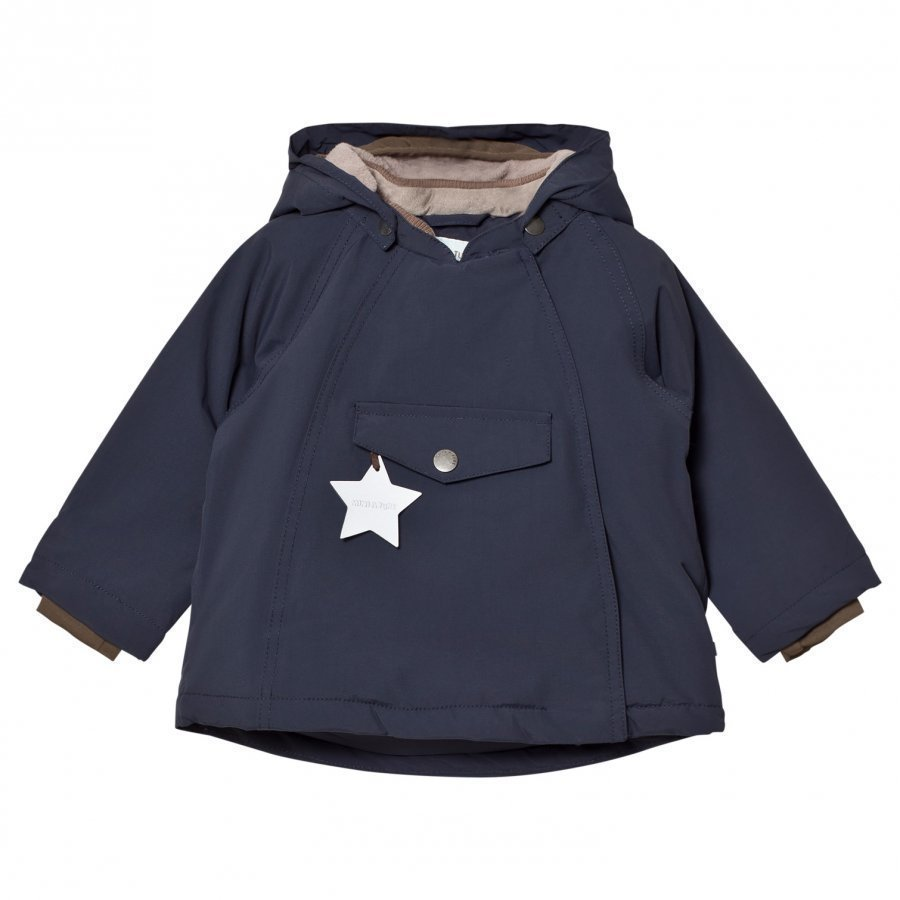 Mini A Ture Wang M Jacket Blue Nights Toppatakki