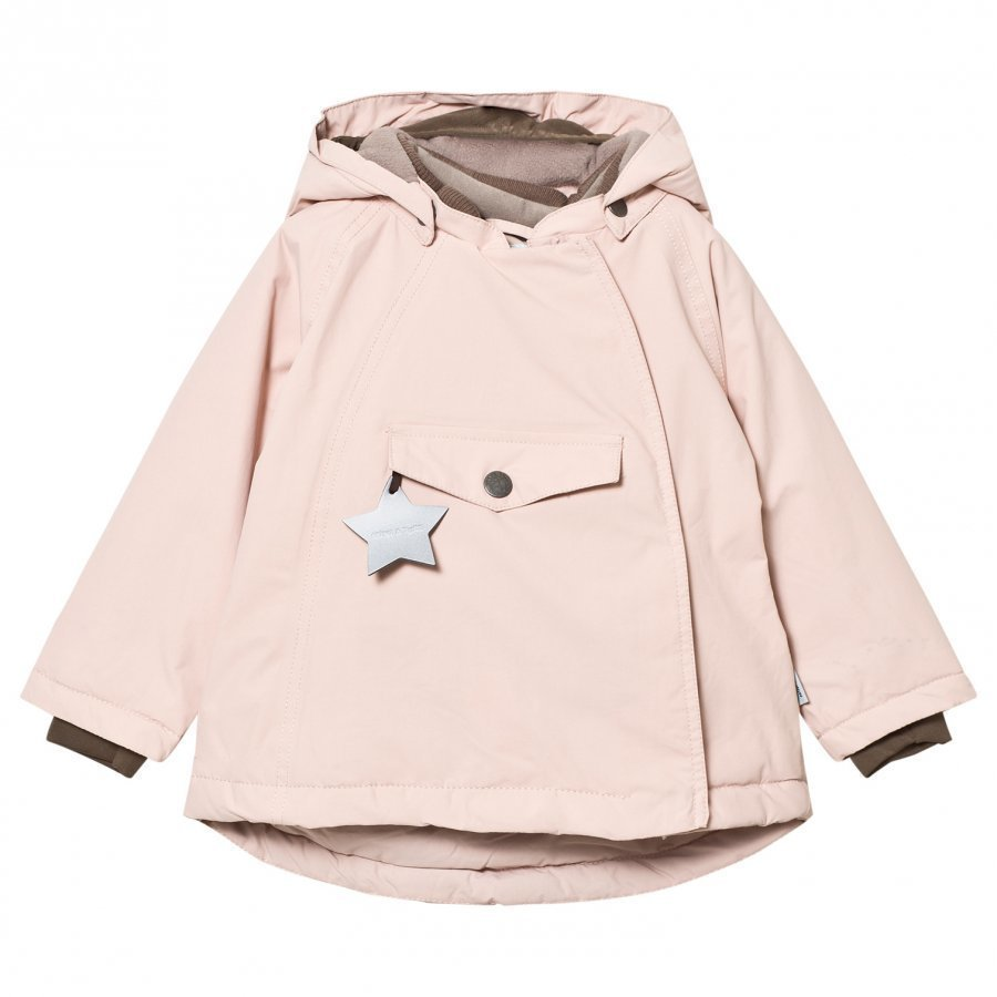 Mini A Ture Wang M Jacket Rose Smoke Toppatakki