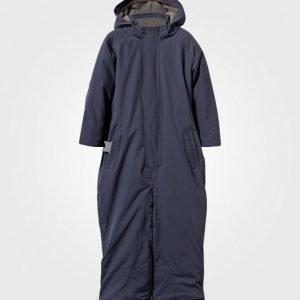 Mini A Ture Wanni K Snowsuit Ombre Blue Toppahaalari