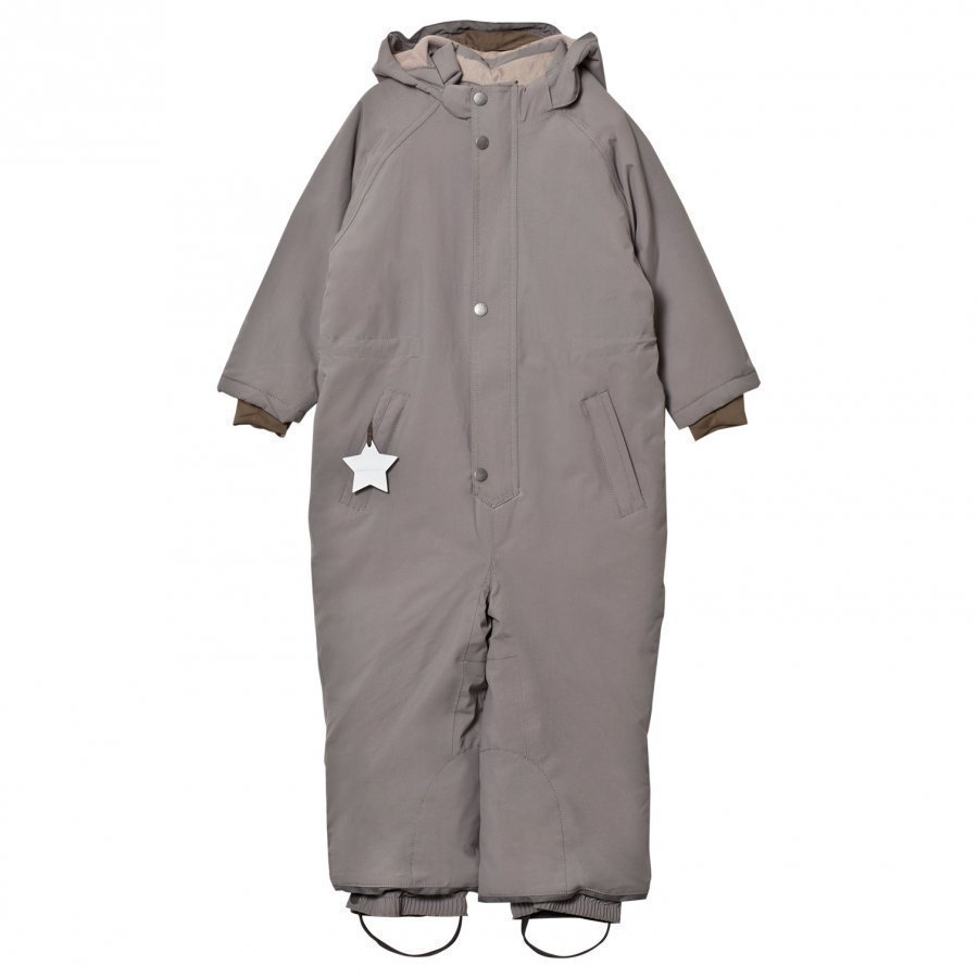 Mini A Ture Wanni K Snowsuit Steel Grey Toppahaalari